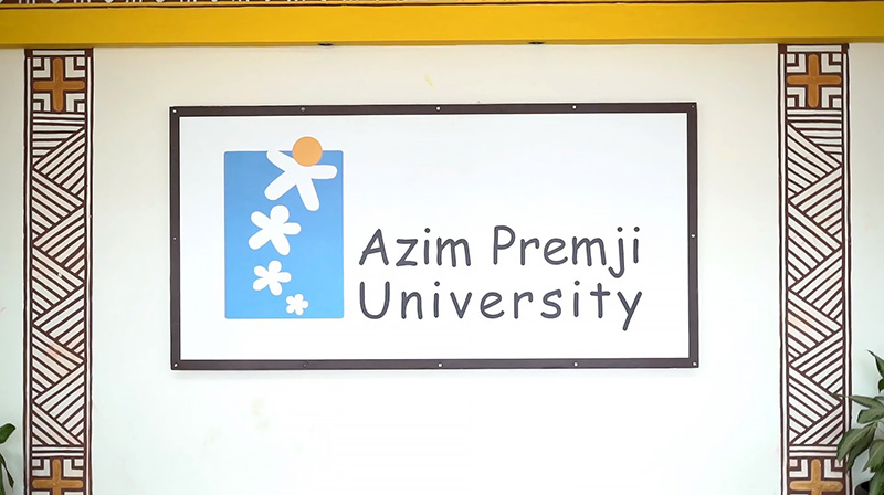 Azim Premji University - Winter Fair : Showreel