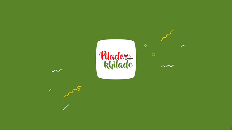 Pilade Khilade: Logo Reveal Video