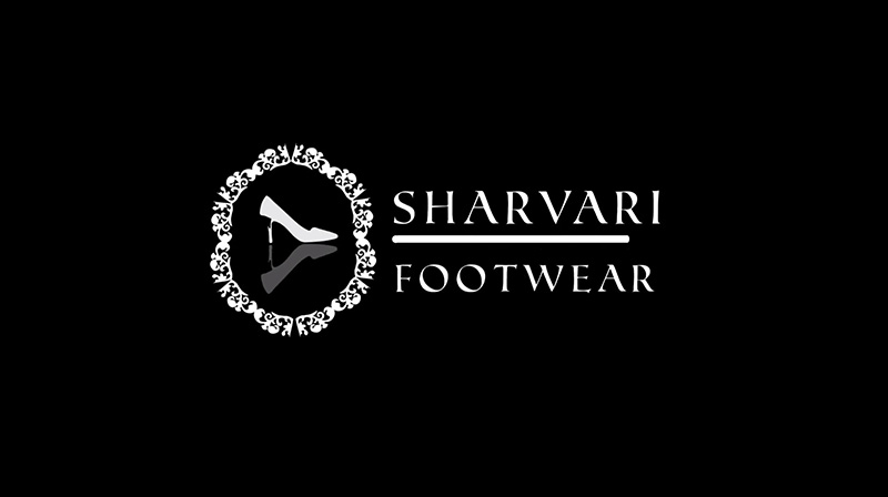 Sharvari Footwear : Logo Reveal Video
