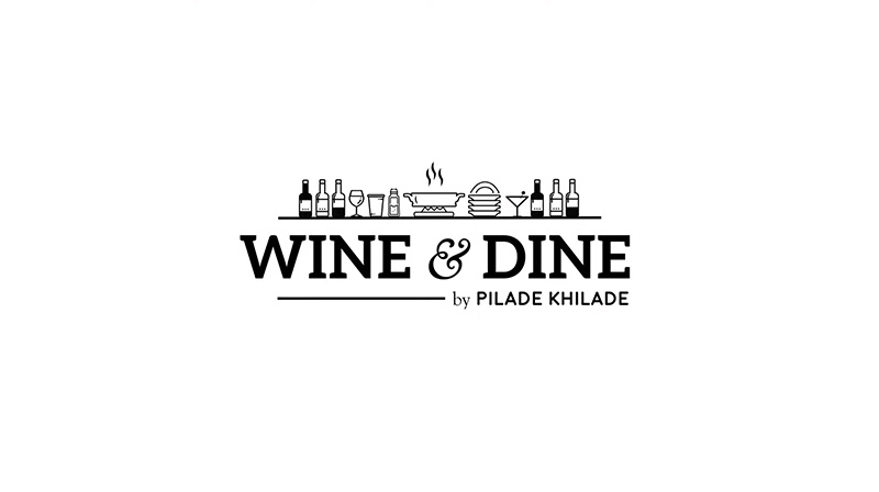 Wine & Dine : Logo Reveal Video